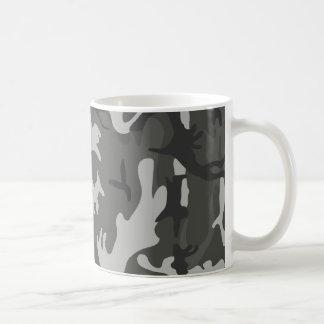 Camo 11 oz Classic White Mug