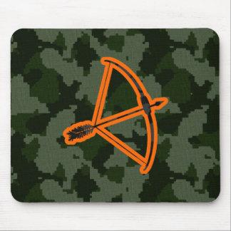 Camo Archery Mouse Pad