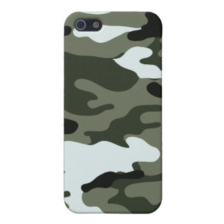 Camo Army Green Black White Speck Case iPhone 4 Cover For iPhone 5/5S