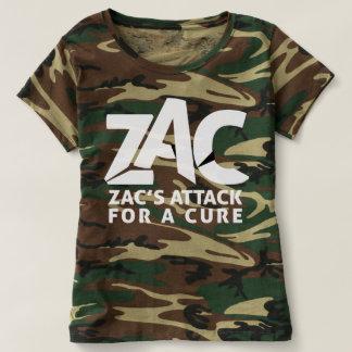 Camo Attack Shirt for Women