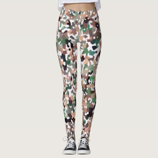 Camo Autumn Leggings
