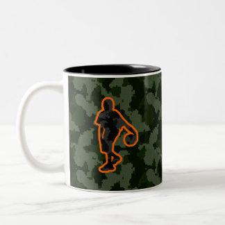 Camo Basketball Mugs
