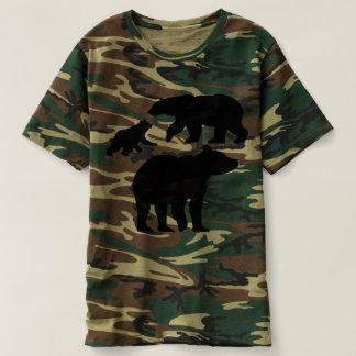 camo bears T-Shirt