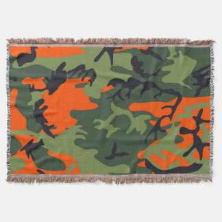 Camo Blanket - Camouflage Gift - Hunting Dog Gifts