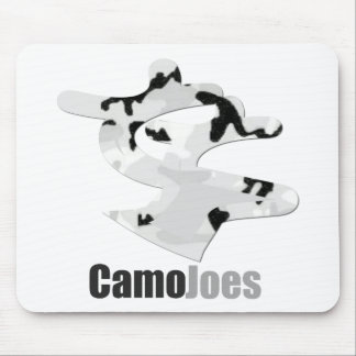 Camo Buck Mouse Pad