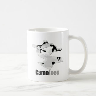 Camo Buck Mouse Pad Classic White Coffee Mug