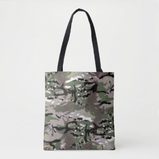 Camo Camo, and the art of disappearing. Tote Bag