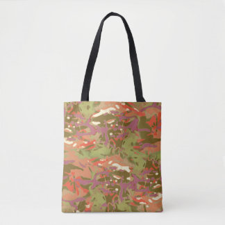 Camo Camo, look at me! Tote Bag