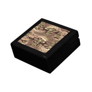Camo Camo, Wherefore Art Thou? LIDJ Design. Small Square Gift Box