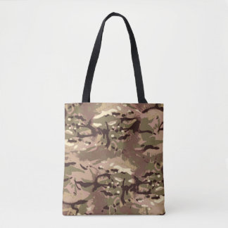 Camo Camo, Wherefore Art Thou? LIDJ Design. Tote Bag