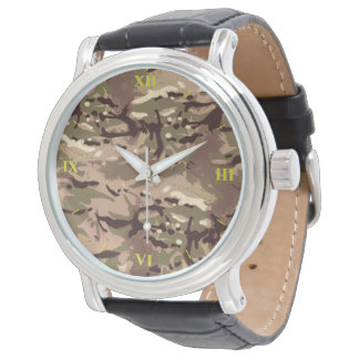 Camo Camo, Wherefore Art Thou? LIDJ Design. Watch