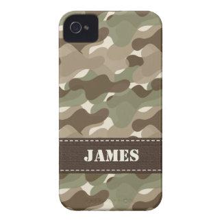 Camo Camouflage Blackberry Bold Case Mate