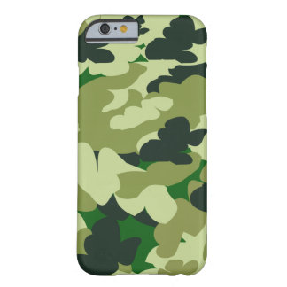 Camo,camouflage Barely There iPhone 6 Case