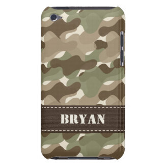 Camo Camouflage iPod Touch 4 Case Mate iPod Case-Mate Cases