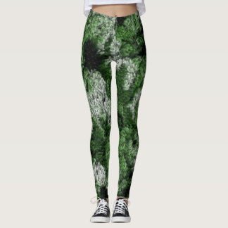 Camo Carpet Leggings