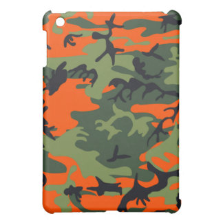 Camo Case. iPad Mini Covers