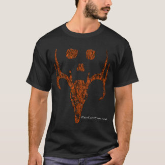 Camo Deer Head Collection T-Shirt