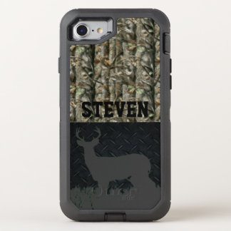Camo Deer Hunting Personalized Phone Case