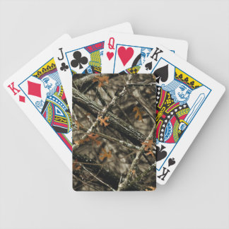 Camo Design - Camouflage Gifts Bicycle Playing Cards