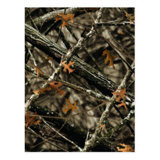 Camo Design - Camouflage Gifts Postcard