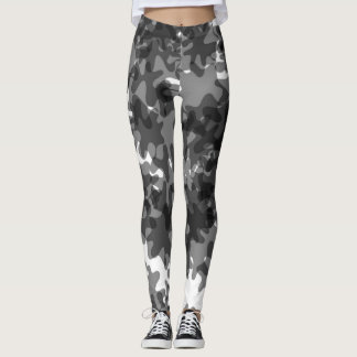 Camo Design Leggings