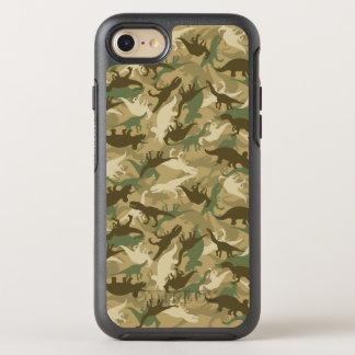 Camo Dinosaur Print OtterBox Phone Cover