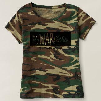 Camo Ephesians 6 Tshirt War