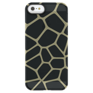 Camo Giraffe Pattern Permafrost® iPhone SE/5/5s Case