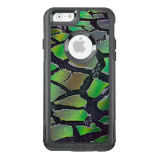 Camo Green Cracked Ground Otterbox iPhone Case