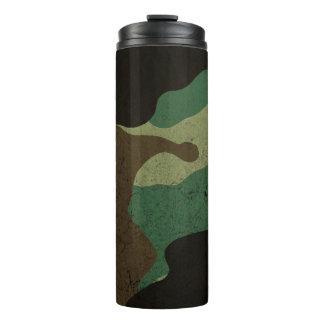 Camo Green - Thermal Tumbler