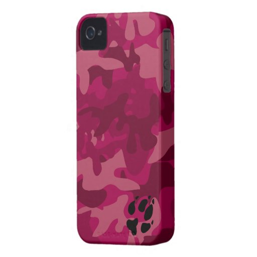 Camo iPhone 4/4S Case Mate Barely There iPhone 4 Case-Mate Case