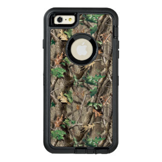Camo iPhone 6 Plus Defender Series Case