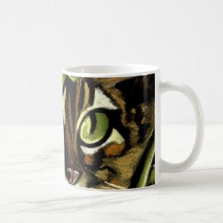 Camo Kitty Mug