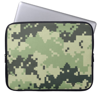 Camo Laptop Computer Sleeves
