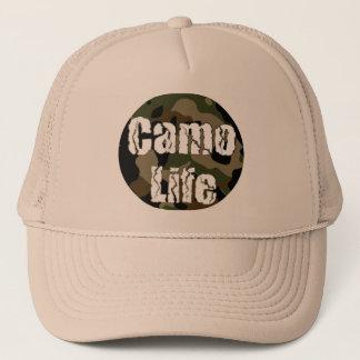 Camo Life Logo Hat
