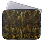 Camo Lover Petal Design Laptop Sleeve