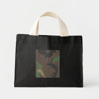 Camo Mini Tote Bag