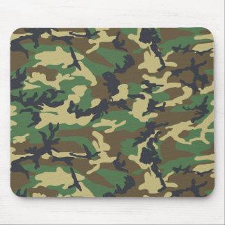 camo mouse pad