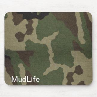 Camo MudLife Mouse Pad