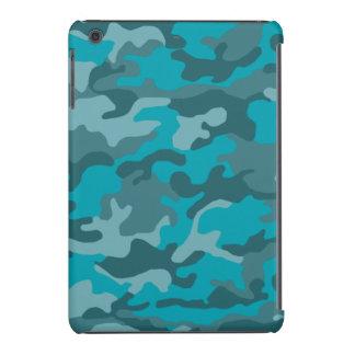 Camo Pattern (Customizable Colors) iPad Mini Case
