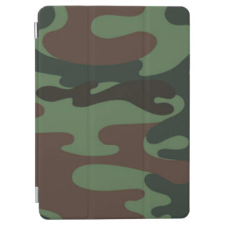 Camo pattern iPad Air cover