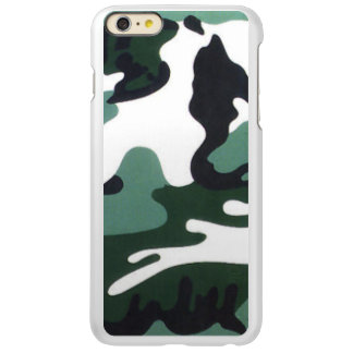 Camo pattern iPhone 6Plus Incipio case