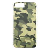 Camo Pattern Iphone Case