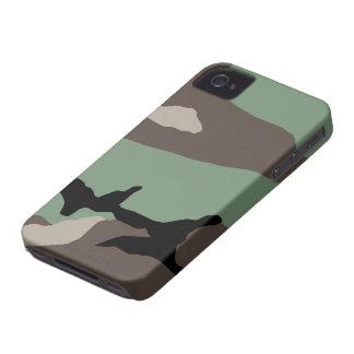 Camo Phone Blackberry Cases