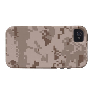 Camo Phone Vibe iPhone 4 Cover