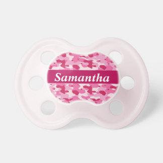 Camo - Pink Dummy