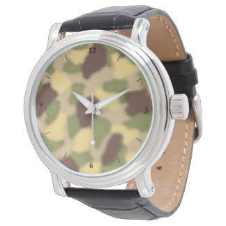 Camo Ripple Watch