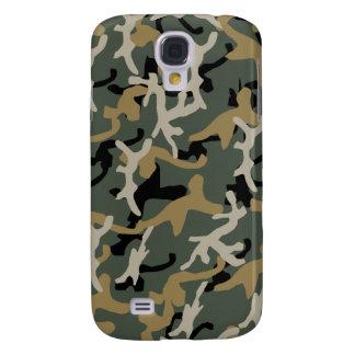 Camo Samsung Galaxy S4 Cases