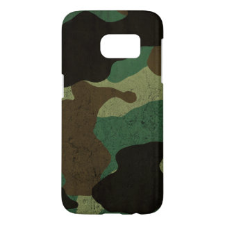 Camo - Samsung Galaxy S7, Barely There