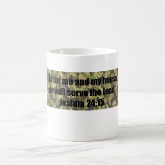Camo Scripture Mug 1